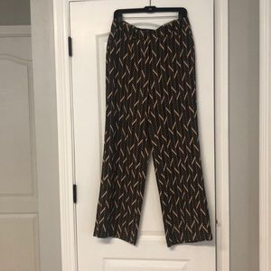 Chico's ultimate fit palazzo pants size 0.5
